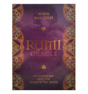 Rumi Oracle Cards by Alana Fairchild