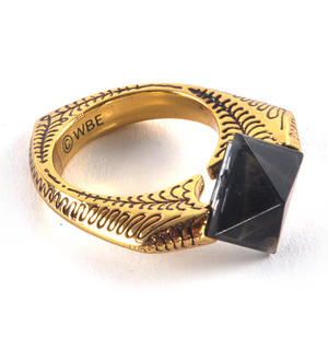 Harry Potter Replica Horcrux Ring in Display Case Thumbnail 5