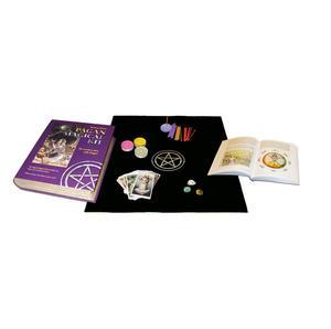Pagan Magical Kit - Candles, Crystals, Alter, Incense & Tarot Thumbnail 3
