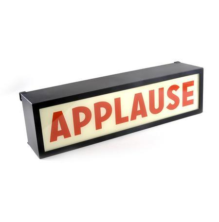 Applause Box Light