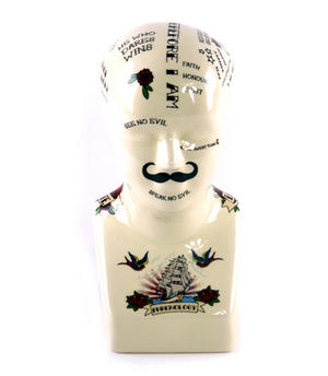 Carnival Phrenology Head Thumbnail 2