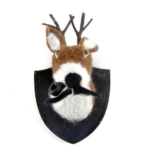 Lord Stag Wall Plaque Thumbnail 1