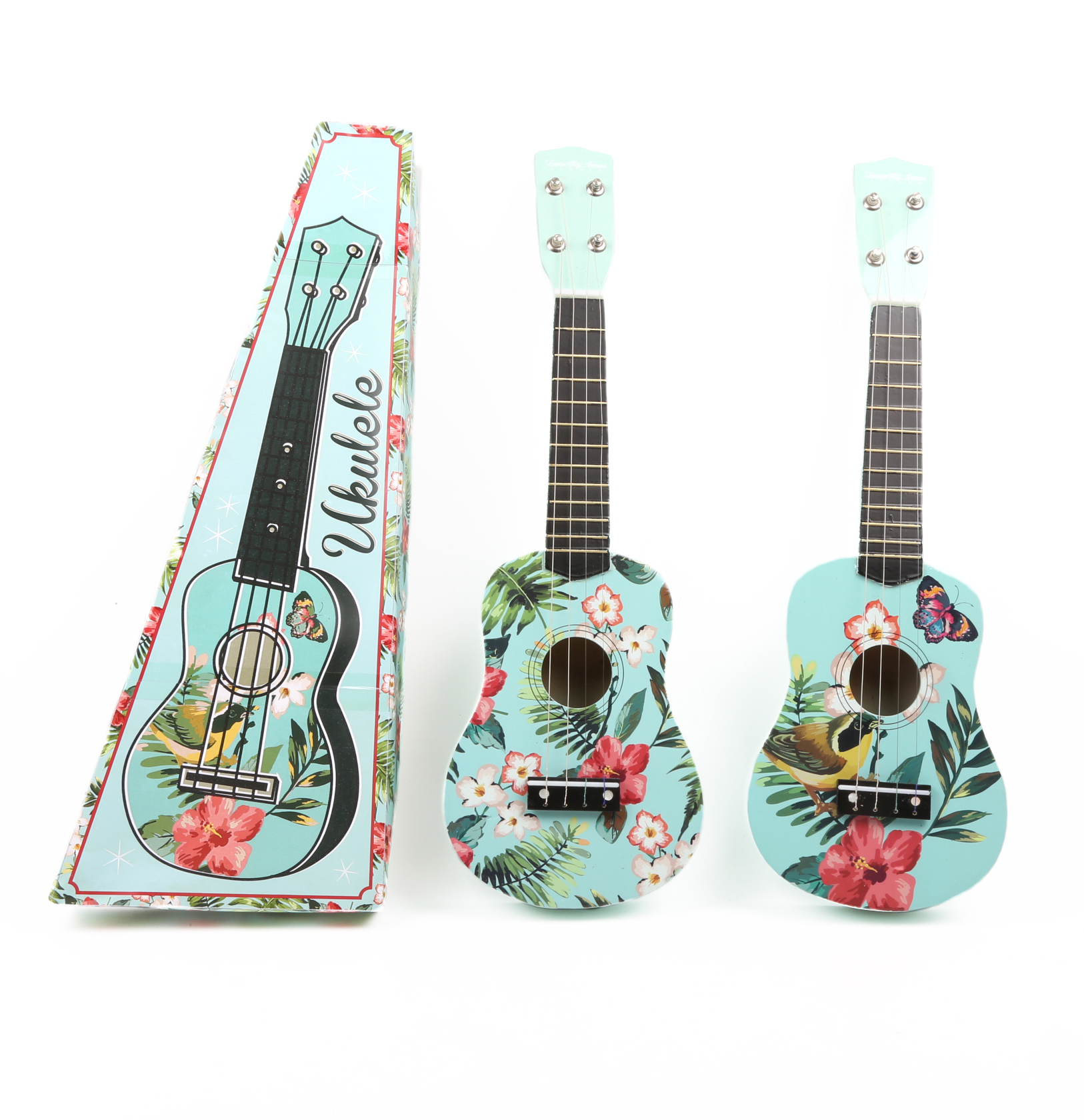 Summer festival ukulele ebay for Decoration ukulele