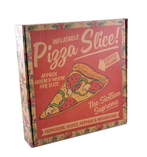 Giant Inflatable Pizza Slice Thumbnail 3