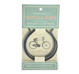 Gentleman's & Lady Riders' Supreme Quality Bicycle Clips