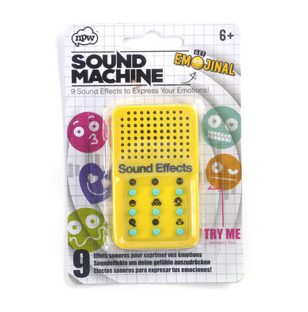 Emojinal Sound Machine