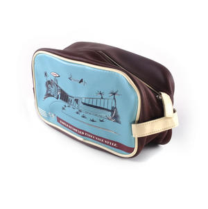 Departure Lounge - Travel Bag / Wash Bag - World-Renowned Executive Style Thumbnail 4