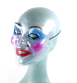 Female Cabaret  Mask