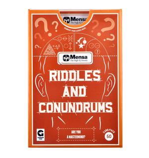 Mensa Riddles and Conundrums Game