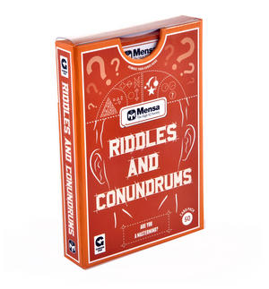 Mensa Riddles and Conundrums Game Thumbnail 3