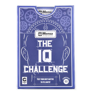 Mensa The IQ Challenge Game