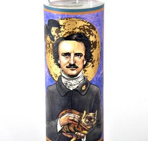 Edgar Allan Poe Candle Thumbnail 3