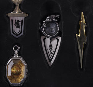 Harry Potter Horcrux Bookmark Collection Thumbnail 2