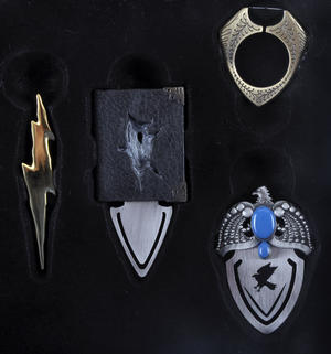 Harry Potter Horcrux Bookmark Collection Thumbnail 3