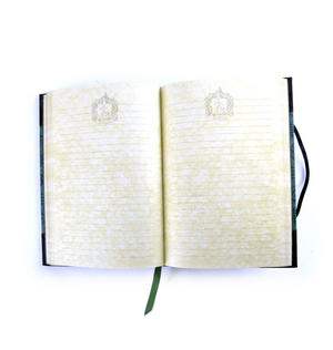 Harry Potter Slytherin Premium Journal Notebook - Noble Collection Thumbnail 3