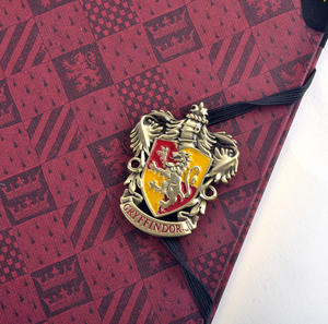 Harry Potter Gryffindor Premium Journal Notebook - Noble Collection Thumbnail 2