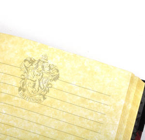 Harry Potter Gryffindor Premium Journal Notebook - Noble Collection Thumbnail 3