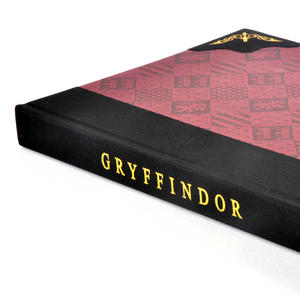 Harry Potter Gryffindor Premium Journal Notebook - Noble Collection Thumbnail 4