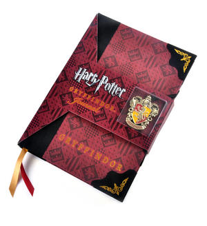 Harry Potter Gryffindor Premium Journal Notebook - Noble Collection Thumbnail 7