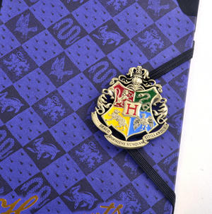 Harry Potter Hogwarts Premium Journal Notebook - Noble Collection Thumbnail 2