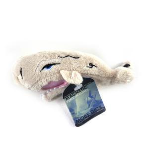 Moby Dick Finger Puppet & Fridge Magnet