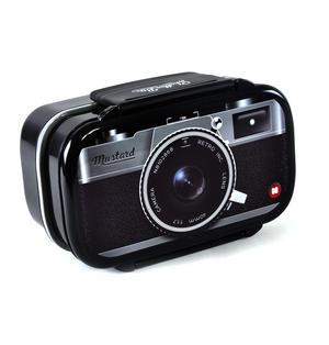 Shutterbox - Retro SLR Camera Shaped 5pc Bento Box