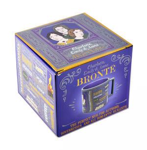 Bronte Sisters Mug  - Charlotte, Emily & Anne Brontë Author Mug Thumbnail 3