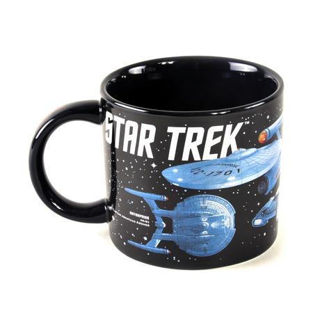 Star Trek U.S.S. Enterprise Mug