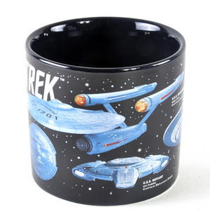 Star Trek U.S.S. Enterprise Mug Thumbnail 2