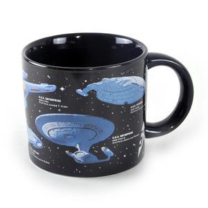 Star Trek U.S.S. Enterprise Mug Thumbnail 3