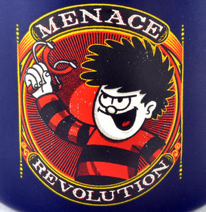 The Beano Menace Revolution Enamel Mug Thumbnail 2