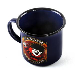 The Beano Menace Revolution Enamel Mug Thumbnail 3