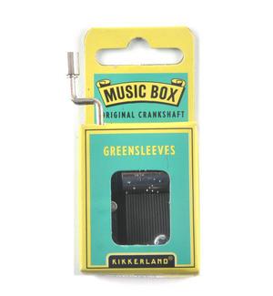 Greensleeves - Music Box