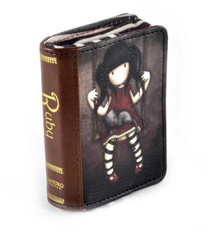 Ruby Chronicles Coin Purse by Gorjuss
