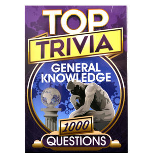Top Trivia - General Knowledge 1000 Questions
