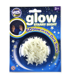 60 Glow in the Dark Stars Thumbnail 3