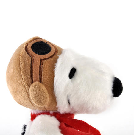 """Snoopy World War 1 Flying Ace - Peanuts Soft Toy - 7.5"""" of Warm Happiness"""