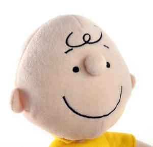 "Charlie Brown - Peanuts Soft Toy - 10"" of Warm Happiness Thumbnail 2"