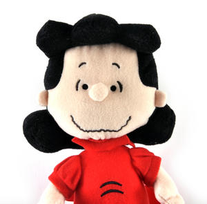 "Lucy - Peanuts Soft Toy - 10"" of Warm Happiness Thumbnail 2"