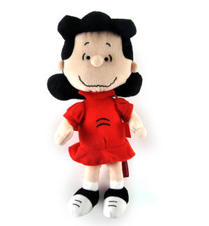 "Lucy - Peanuts Soft Toy - 10"" of Warm Happiness Thumbnail 3"