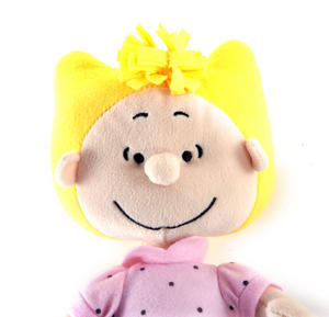 "Sally - Peanuts Soft Toy - 10"" of Warm Happiness Thumbnail 3"
