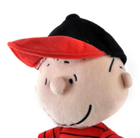 """Linus  - Peanuts Soft Toy - 10"""" of Warm Happiness"""