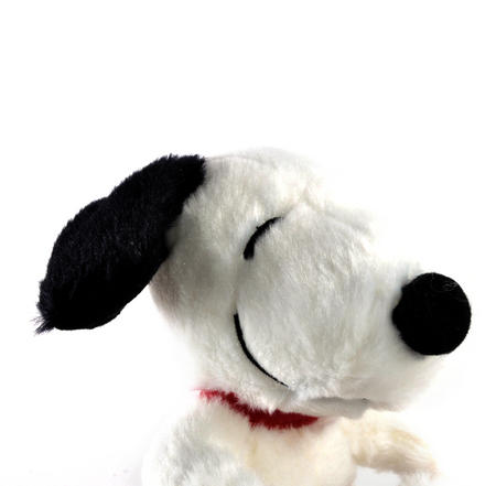 "Snoopy - Peanuts Soft Toy - 7.5"" of Warm Happiness"
