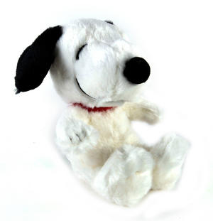 "Snoopy - Peanuts Soft Toy - 7.5"" of Warm Happiness Thumbnail 3"