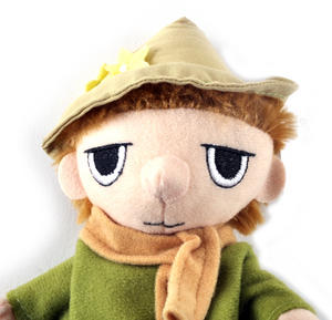"Snufkin - Moomins Soft Toy - 6.5"" of Mumintroll Fun"