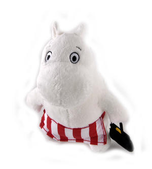 "Moominmama - Moomins Soft Toy - 6.5"" of Mumintroll Fun"
