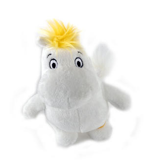 "Snorkmaiden - Moomins Soft Toy - 6.5"" of Mumintroll Fun Thumbnail 2"