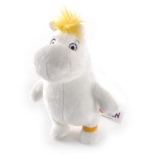 "Snorkmaiden - Moomins Soft Toy - 6.5"" of Mumintroll Fun Thumbnail 3"