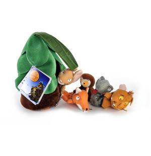 Gruffalo Finger Puppets Treehouse Set Thumbnail 3