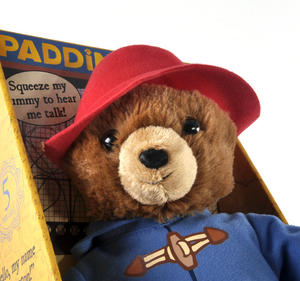 Paddington Bear Movie Talking Toy Thumbnail 1